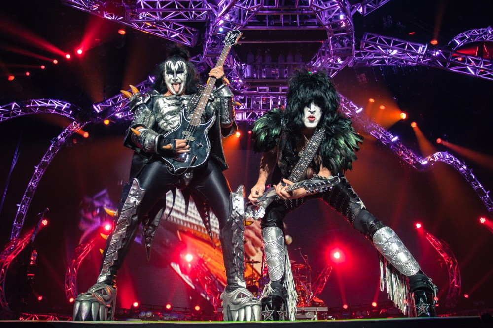 KISS @ Rogers Arena – July 6th 2013