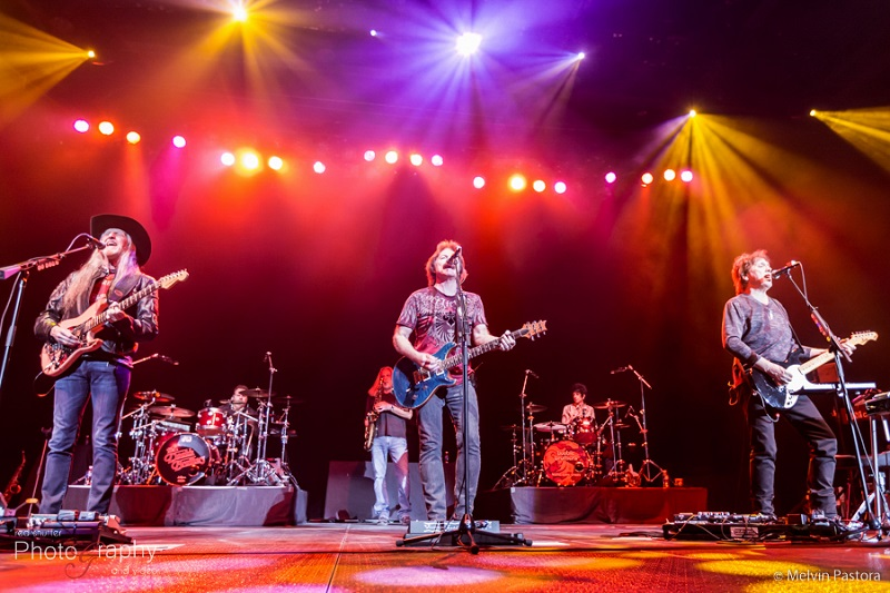 Melvin Pastora - The Doobie Brothers @ Abbotsford Centre – October 26th 2014