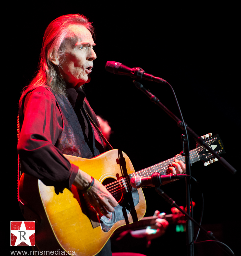 Gordon Lightfoot @ Royal theatre Victoria © Rob Porter