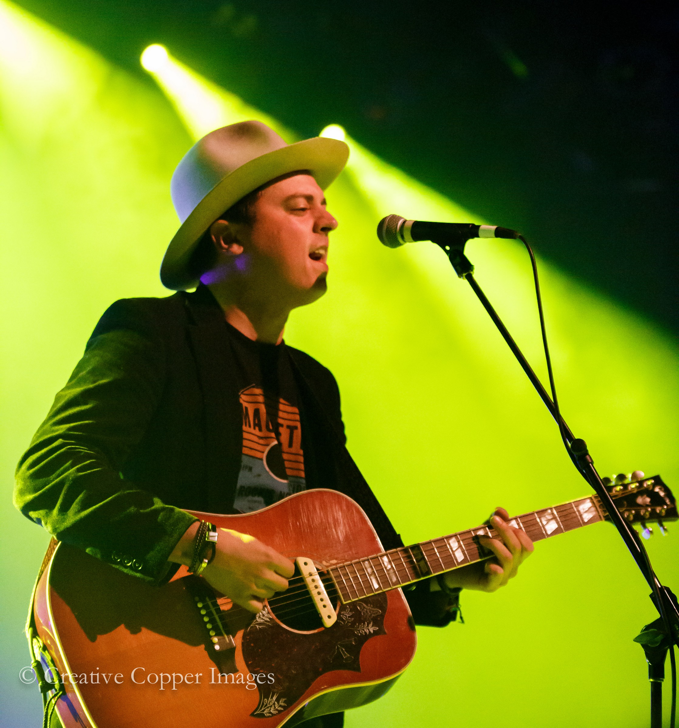 The Wild Feathers @ Commodore Ballroom © Jennifer McInnis
