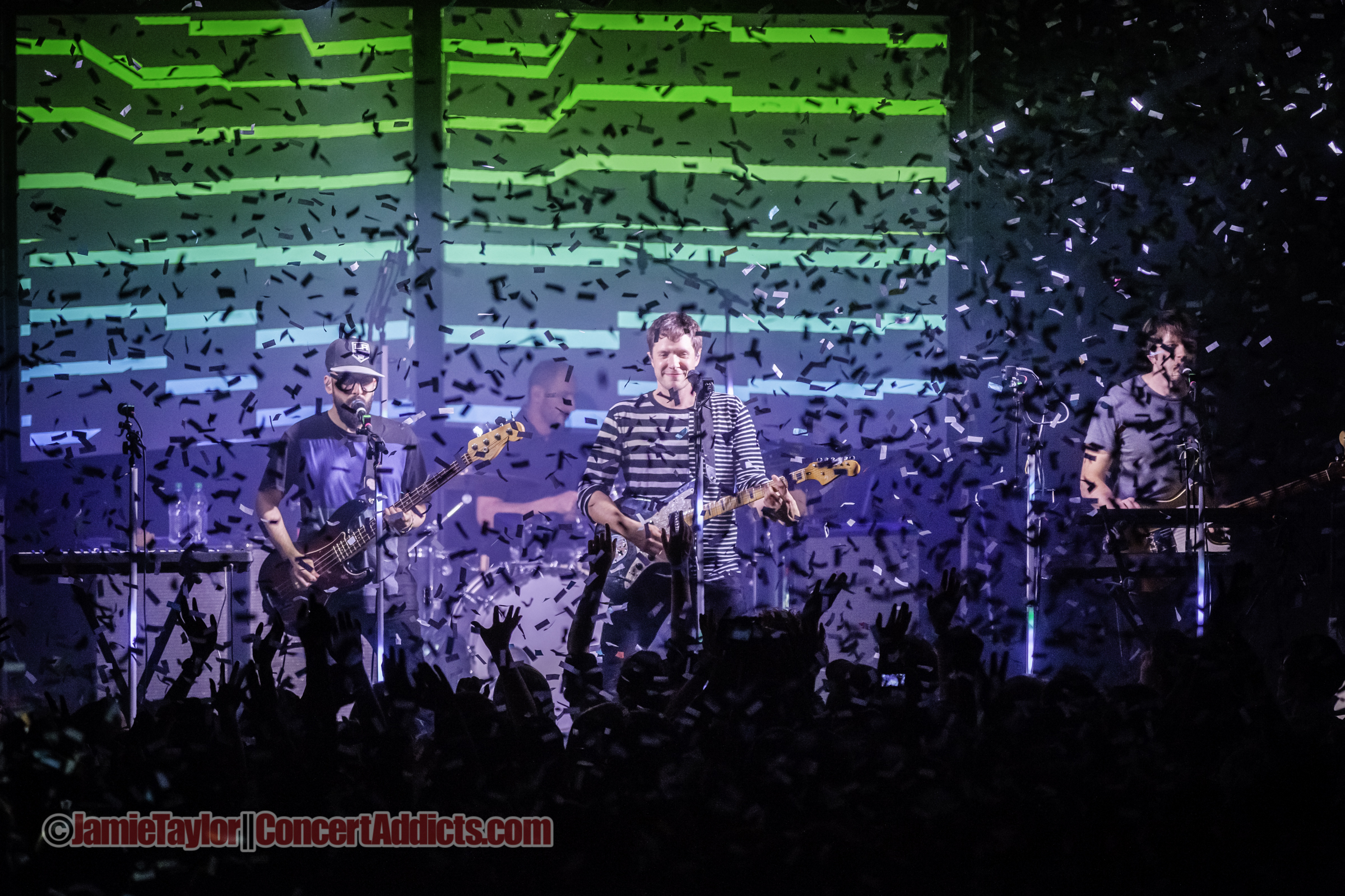 OK Go @ Commodore Ballrom - March 25th 2015