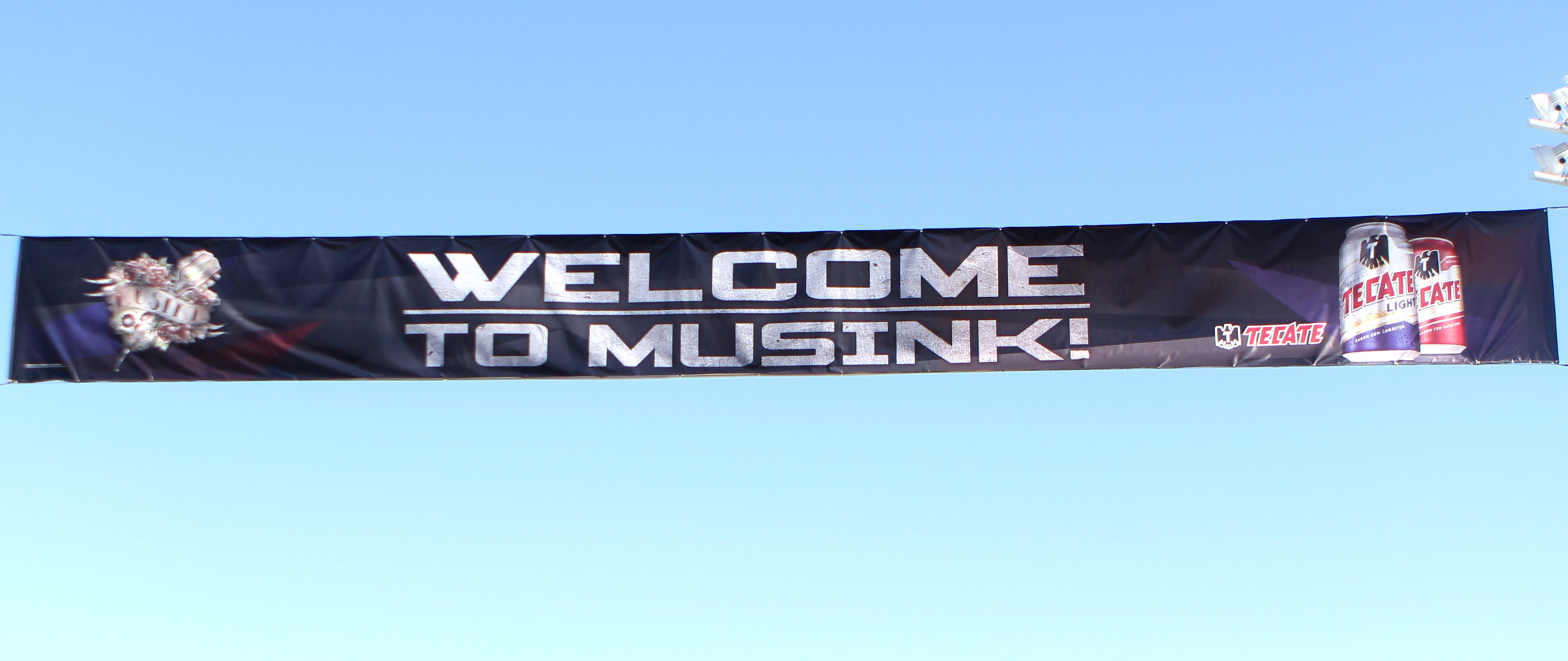 Welcome To Musink