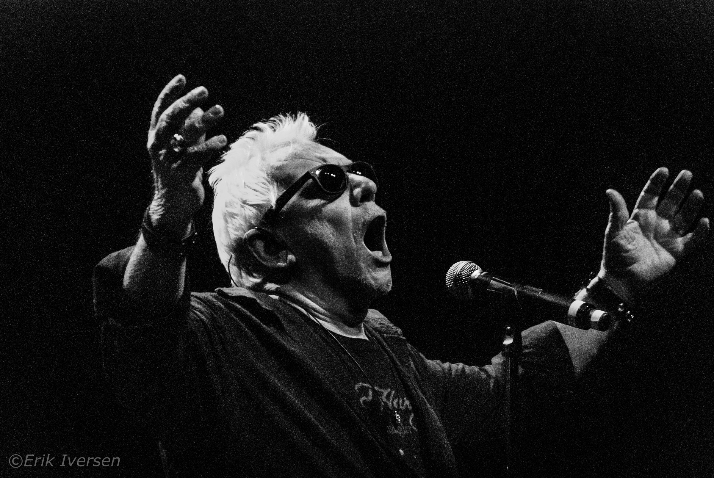 Eric Burdon @ Hard Rock Casino Vancouver © Erik Iversen
