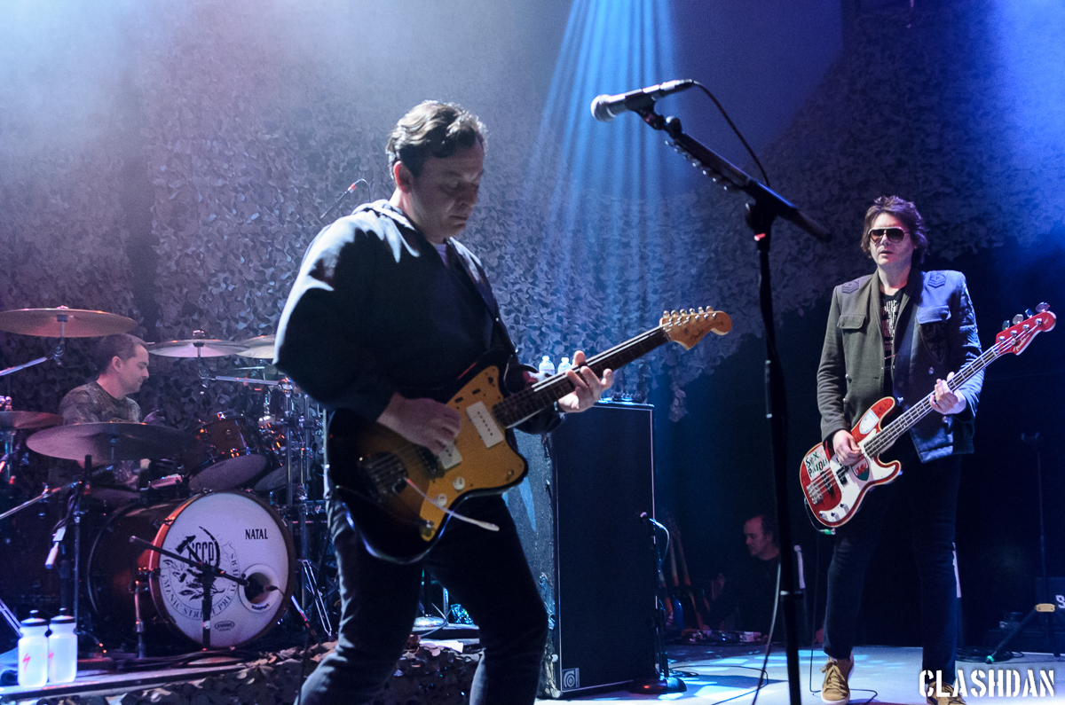The Manic Street Preachers @ the 9:30 Club © Dan Kulpa