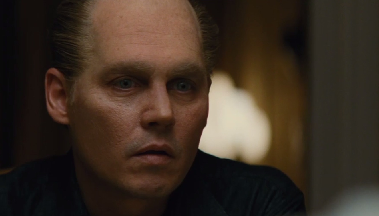 johnny depp in black mass - 2015 trailer