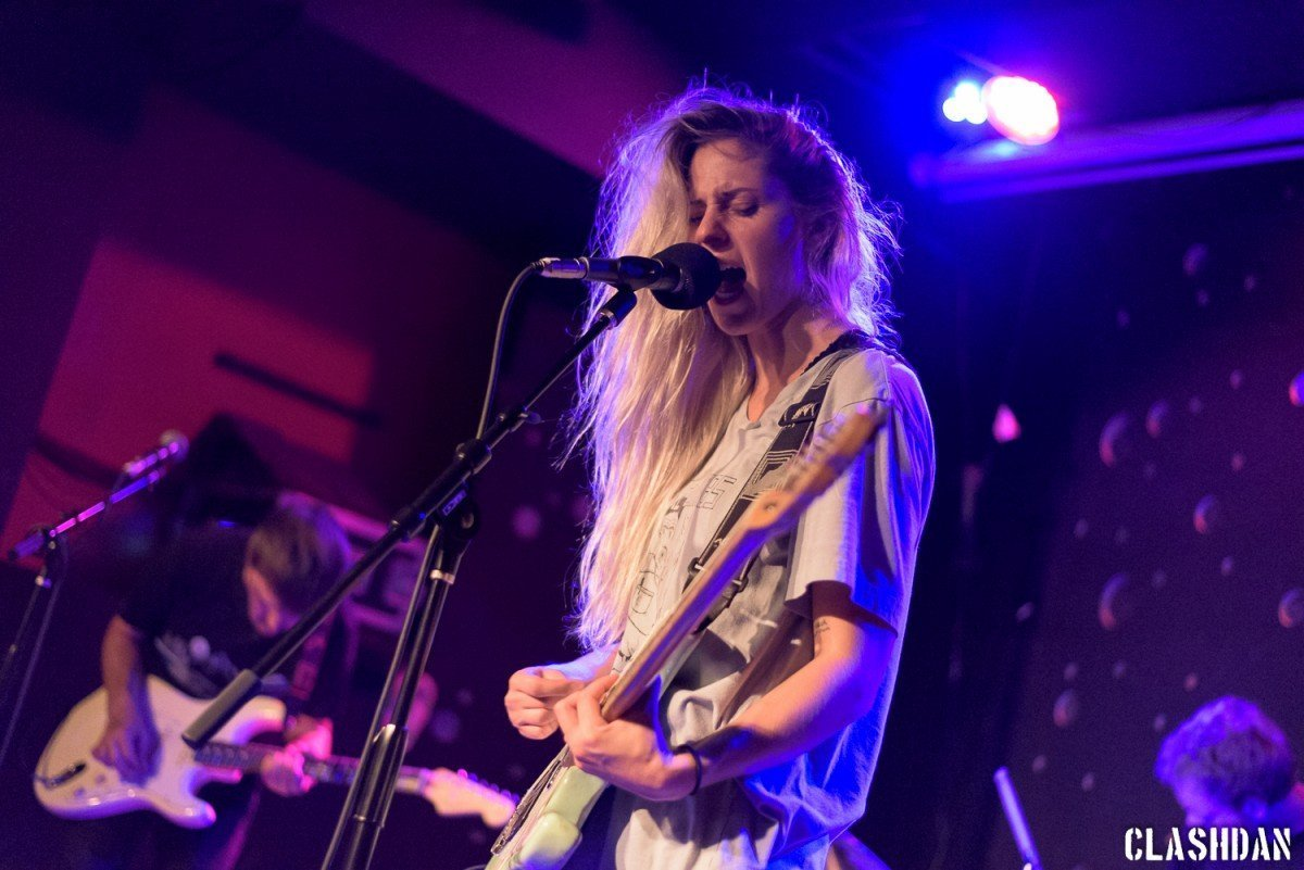 Alicia Bognanno of Bully @ The Pinhook - July 26th 2015
