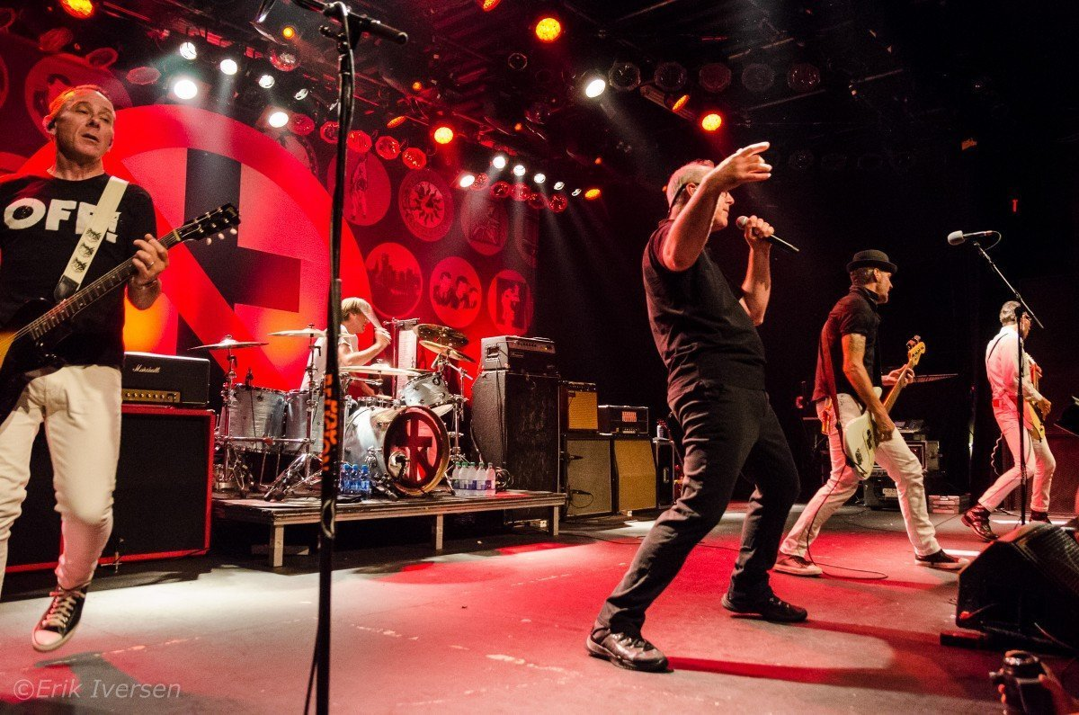 Bad Religion @ The Commodore Ballroom © Erik Iversen