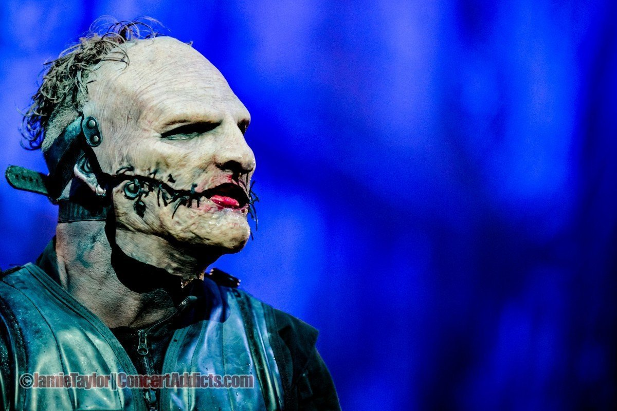 Corey Taylor of Slipknot @ Rogers Arena Vancouver - August 24th 2015
