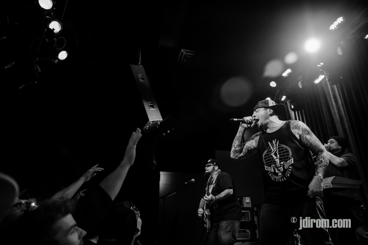 POD + Islander + Negative Earth + The Path Less Traveled  @ Marquee – September 17th 2015