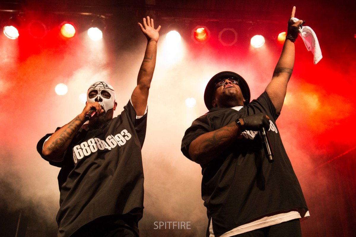 Tech N9ne + Krizz Kaliko @ Phoenix Concert Theatre - October 2nd 2015