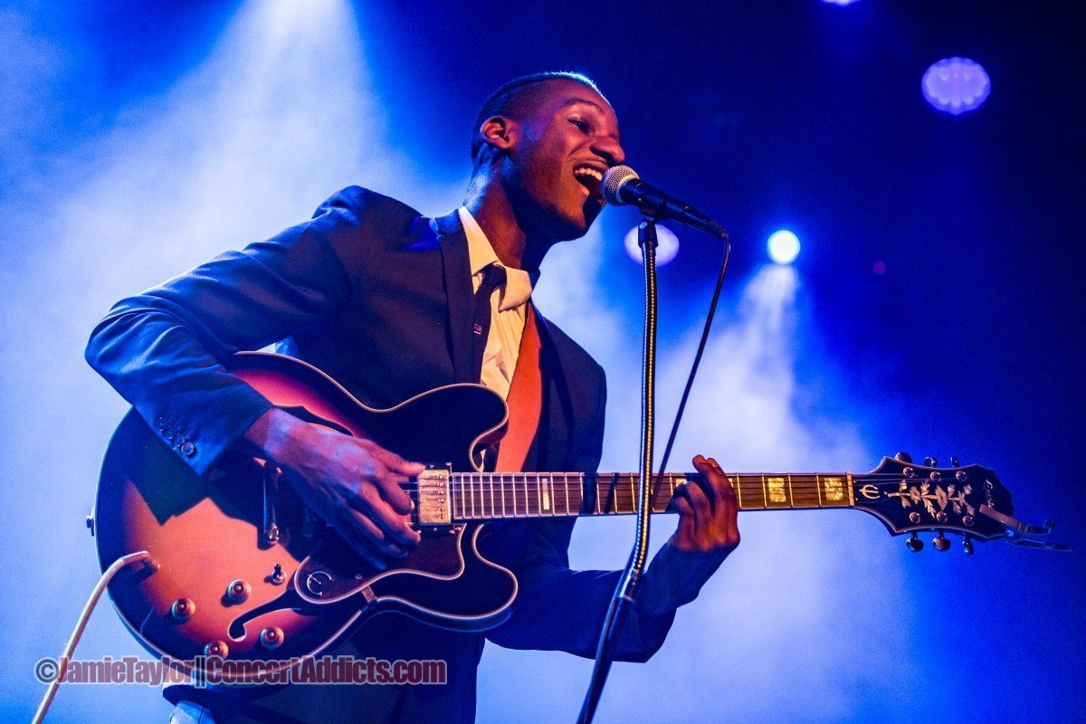 Leon Bridges @ Commodore Ballroom - November 3rd 2015