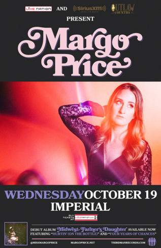 Margo Price - Oct 19 - Imperial Vancouver