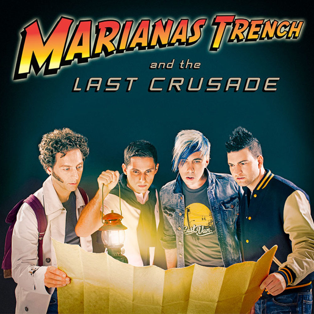 Win Access to a VIP Suite for 10 to watch Marianas Trench at Abbotsford Centre *CLOSED*