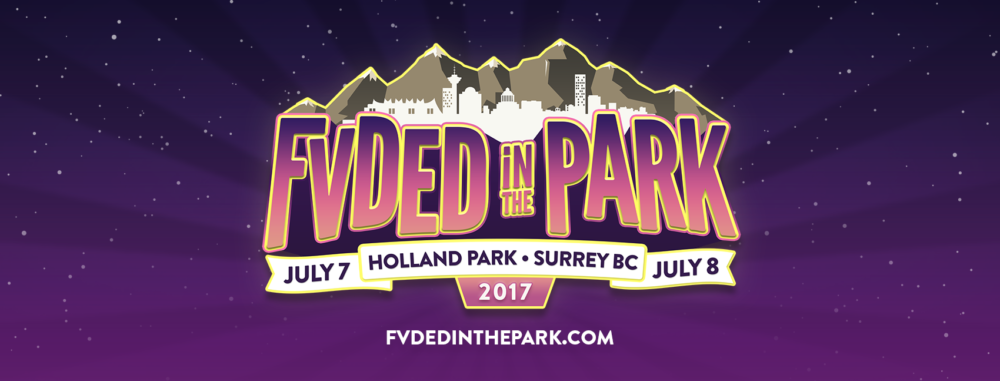 fvded in the park 2017