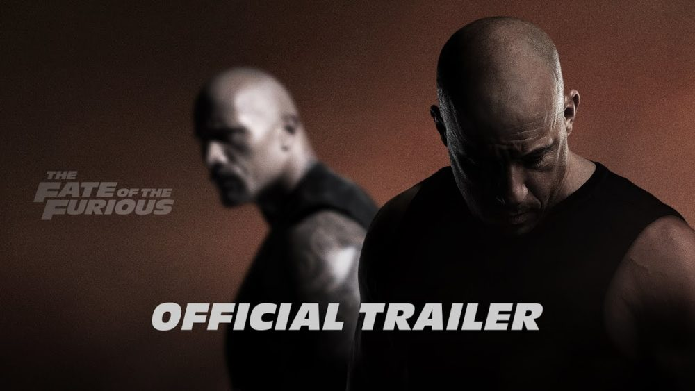 The Fate of the Furious [2017] – Official Trailer #1