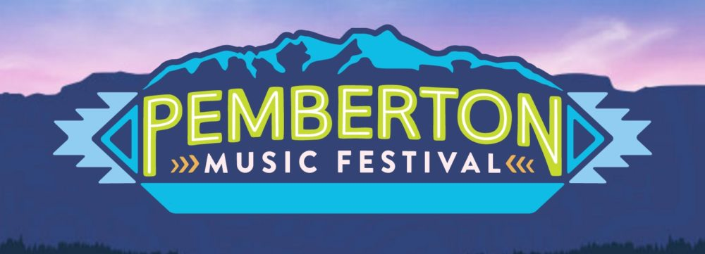 Pemberton Music Festival 2017 at Mount Currie