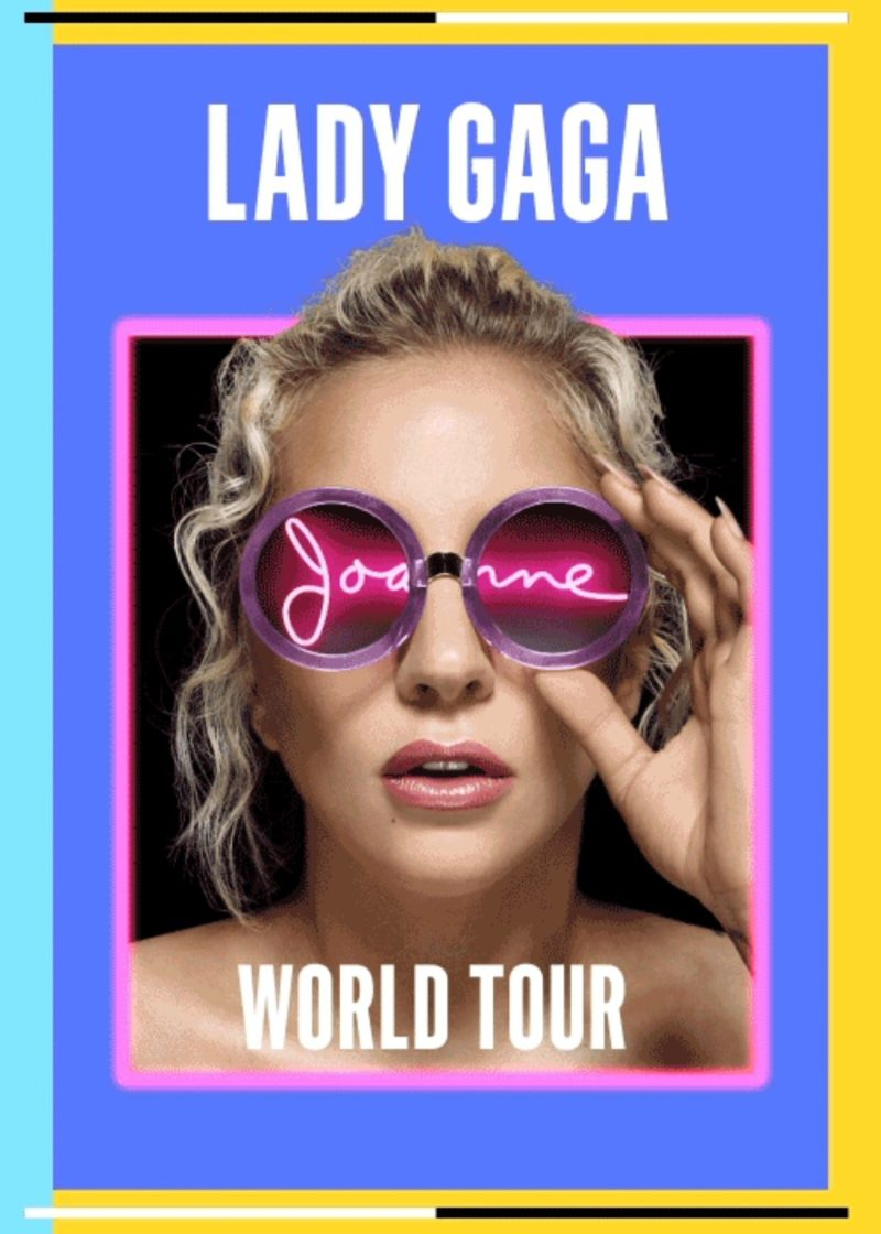 Lady Gaga Announces 'Joanne' World Tour
