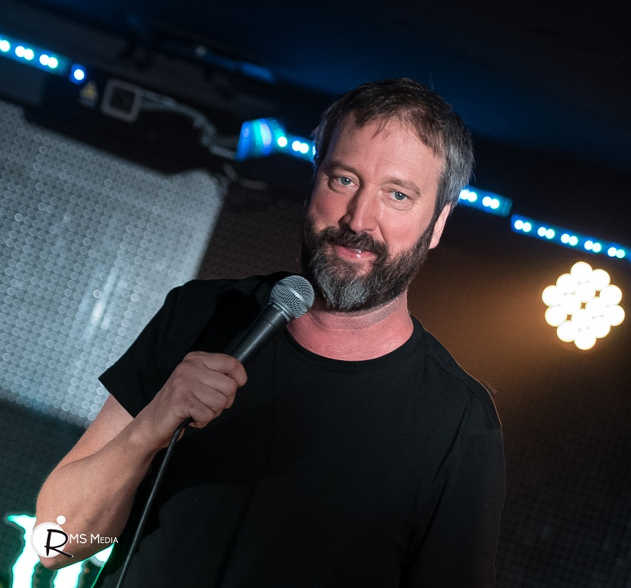 Tom Green @ Distrikt Nightclub – February 11th 2017