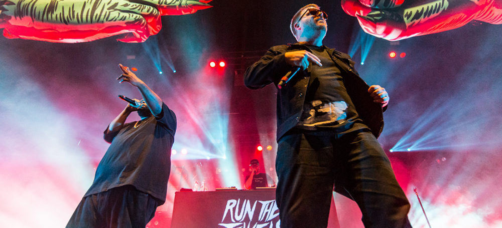 REVIEW // Run The Jewels @ PNE Forum in Vancouver, BC on February 8th 2017