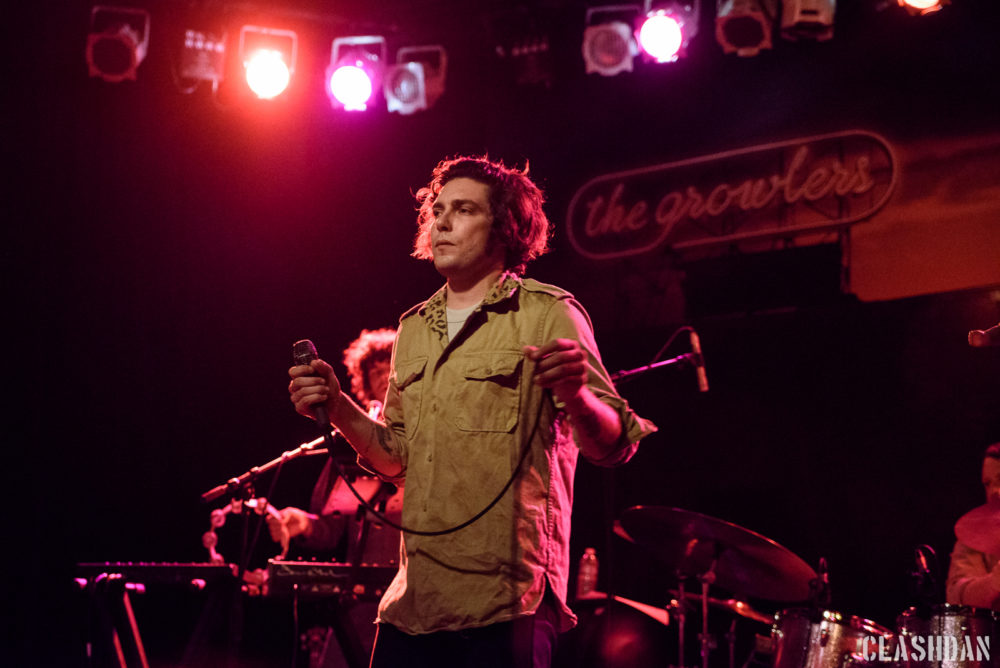 The Growlers @ Cats Cradle -March 2nd 2017
