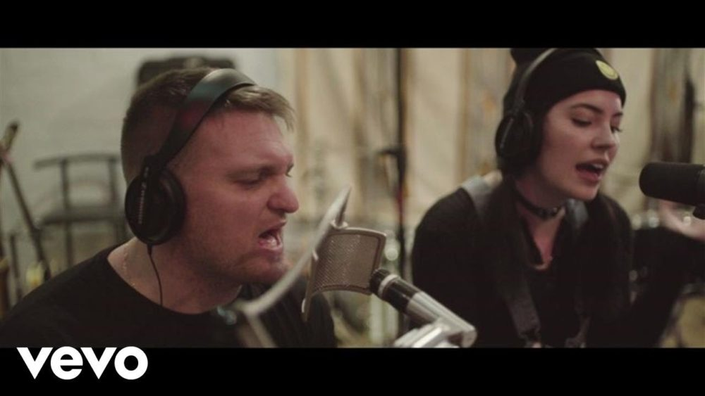Cold War Kids ft. Bishop Briggs – So Tied Up (Los Feliz Blvd)