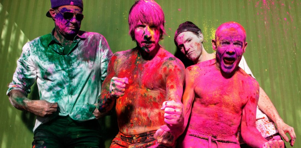 Red Hot Chili Peppers – The Getaway Tour