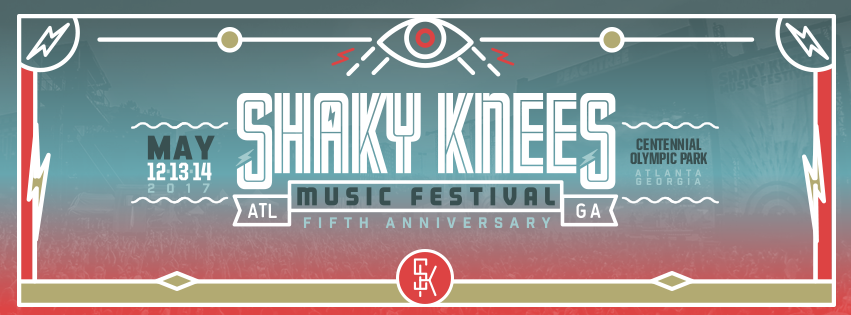 Shaky Knees Music Festival 2017 – Schedule Released