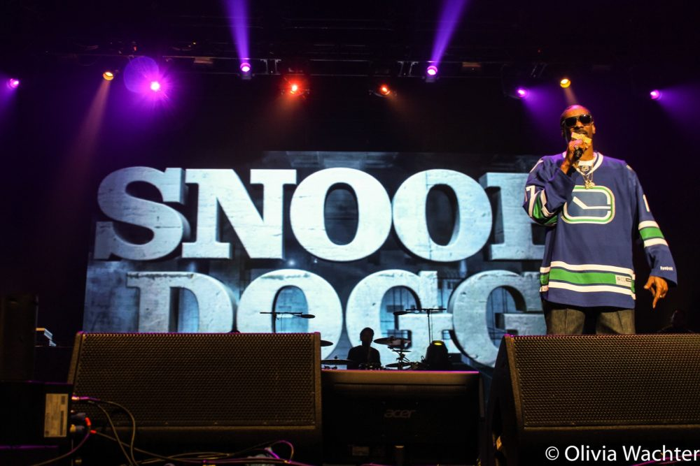 Snoop Dogg + Cypress Hill + Redman @ Rogers Arena – April 14th 2017