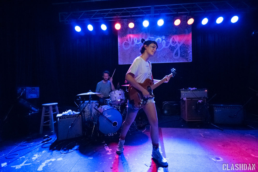 Diet Cig + Daddy Issues + Fish Dad @ Cats Cradle Back Room – April 15th 2017