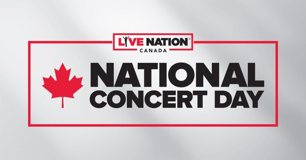 National Concert Day; $20 Ticket Sale