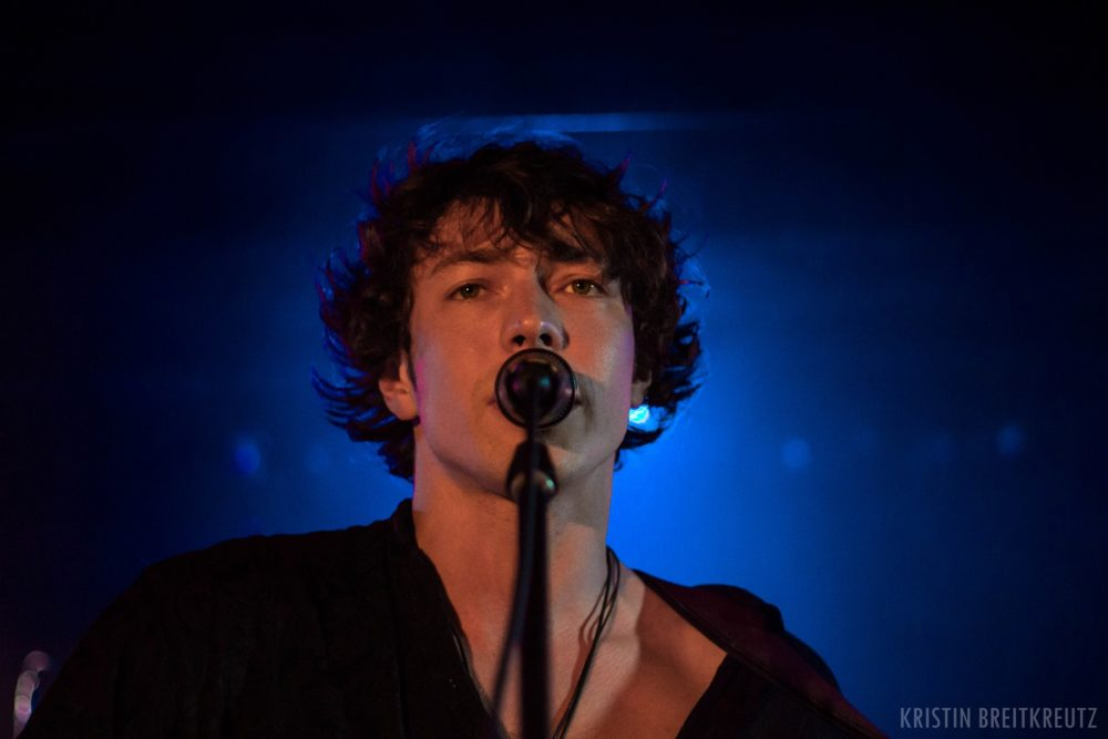 Barns Courtney @ The Biltmore Cabaret – May 5th 2017