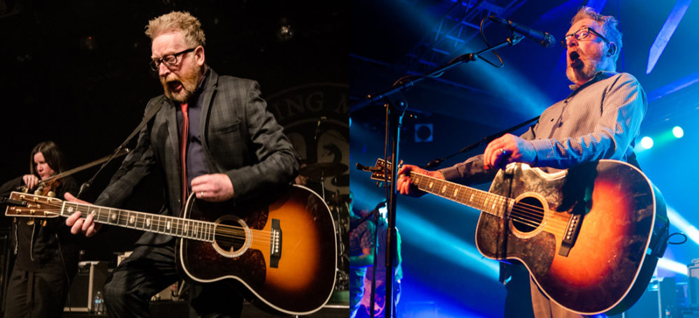 Photos and review of flogging molly in vancouver and seattle in 2017