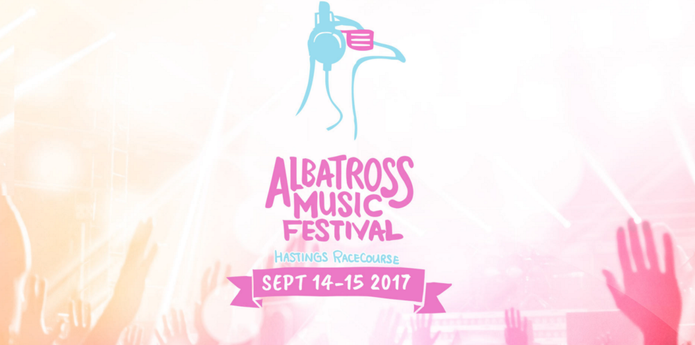 Albatross Music Festival 2017 at Hasting Racecourse (Vancouver)