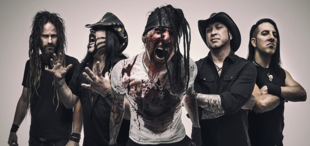 Win Tickets to Hellyeah at Commodore Ballroom (Vancouver) *CLOSED*