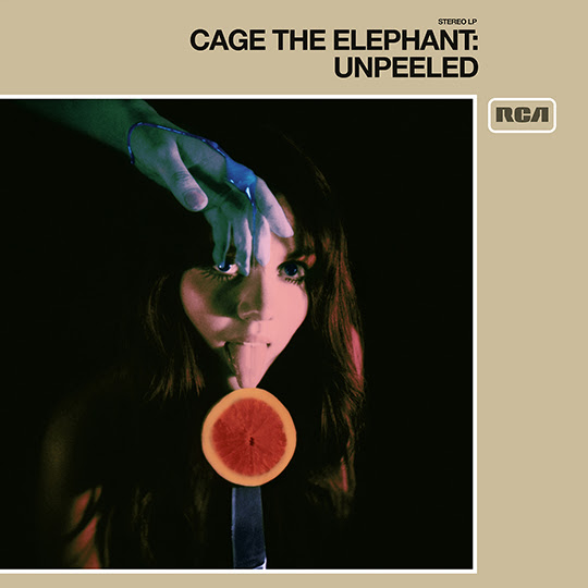 "Cage The Elephant To Release New Album; ""Unpeeled"""