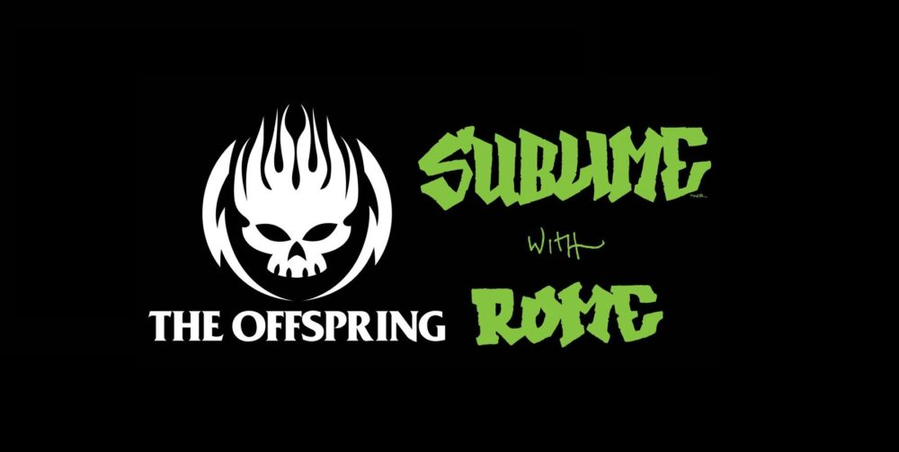 Win Tickets to The Offspring at Abbotsford Centre (Abbotsford, BC) *CLOSED*