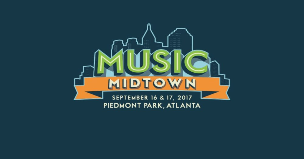 Music Midtown 2017 Lineup Announced