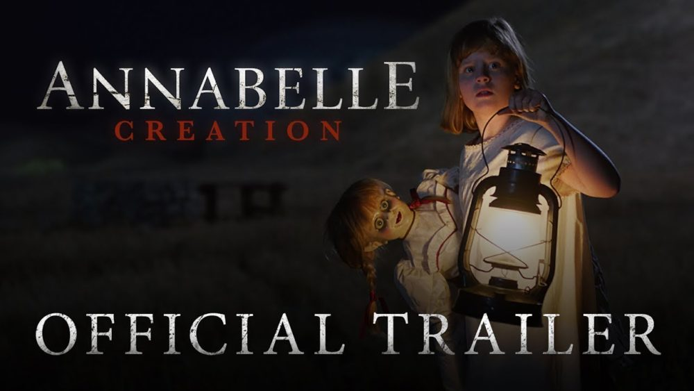 Annabelle: Creation [2017] – Official Trailer #2