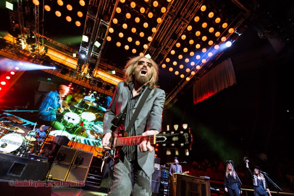 Tom Petty and the Heartbreakers + The Lumineers @ Rogers Arena – August 17th 2017