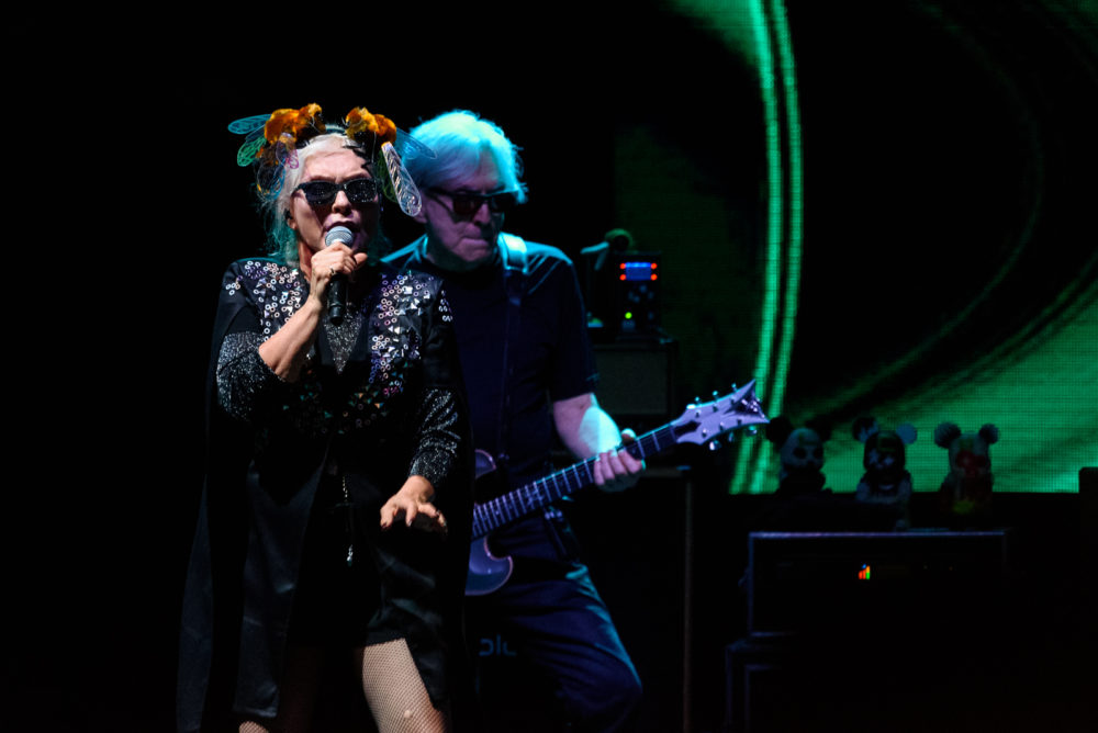 Blondie + Garbage @ Red Hat Amphitheater – August 5th 2017