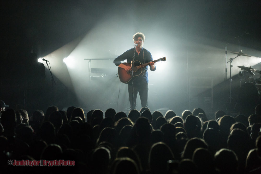 Vance Joy + Amy Shark @ The Vogue Theatre – September 27th 2017