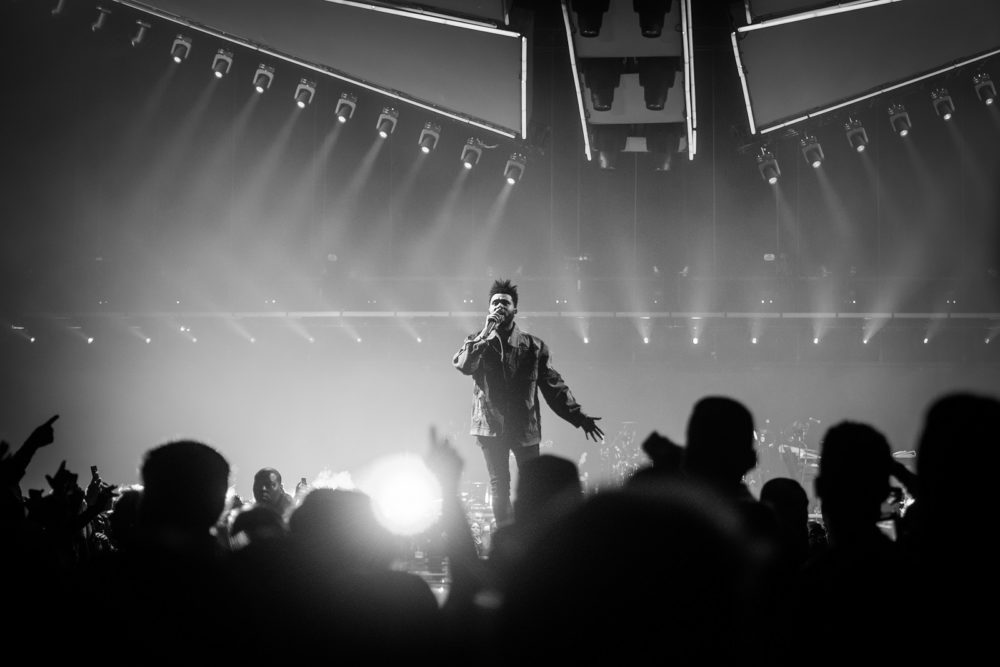The Weeknd @ Rogers Arena – October 5th 2017