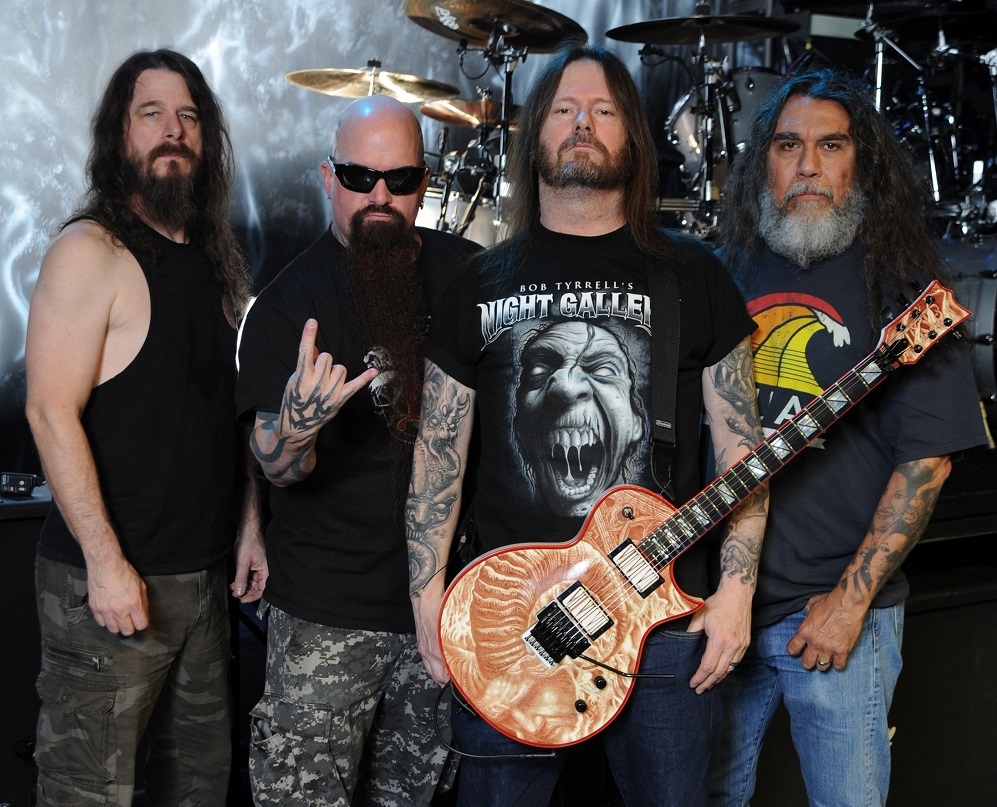 Win Tickets to Slayer's Final Tour in Your Choice of Vancouver, Calgary, or Edmonton