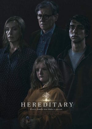 Hereditary [2018] movie poster - Official Trailer #1 - June 8th, 2018