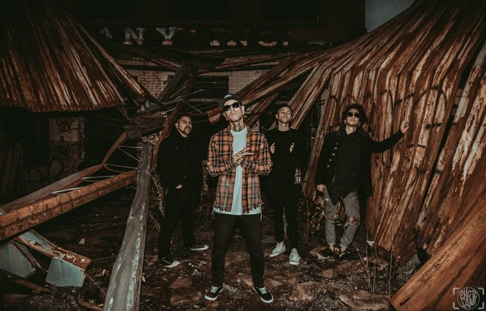 Upon A Burning Body + Volumes + The White Noise + Convictions at Fortune Sound Club